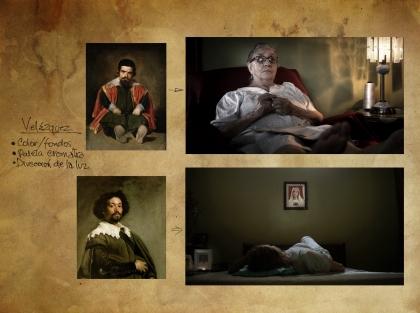 Grafica Bufón_Teje – Retrato_deprimida
